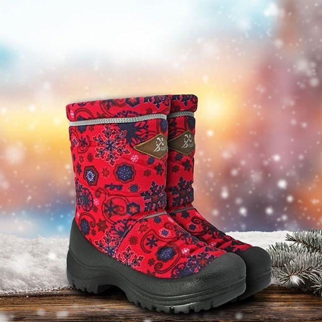 Как правильно выбрать детскую зимнюю обувь. Изображение 1.