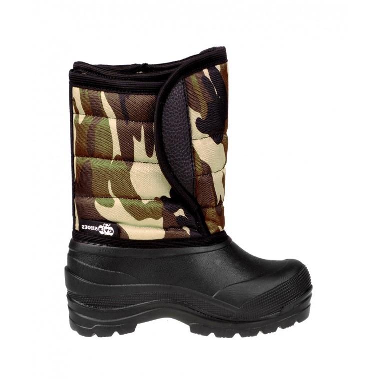 Как выбрать обувь для активного отдыха зимой. Изображение № 6